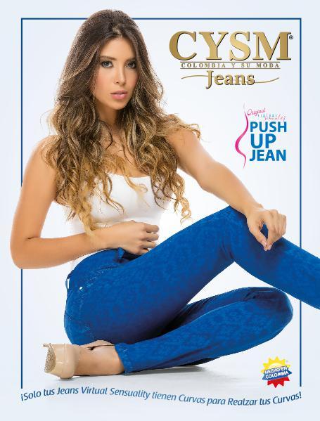 Virtual Sensuality Jeans