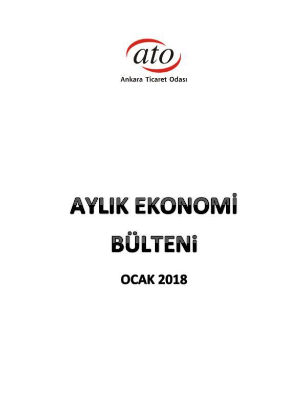 Ekonomik Rapor_Ocak 2018 01_Ekonomik Rapor Kapak_Ocak