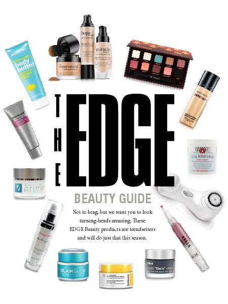 Dillard's Style Guide The Edge Beauty Guide - November 2014