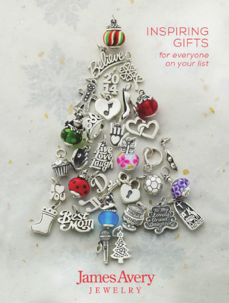 Holiday Catalog 2014 James Avery Jewelry