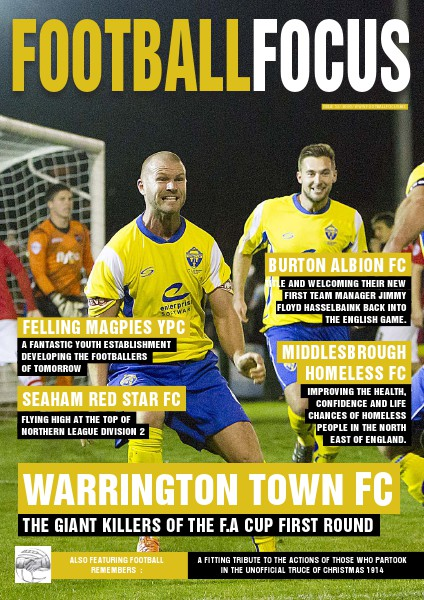 Football Focus Issue 52