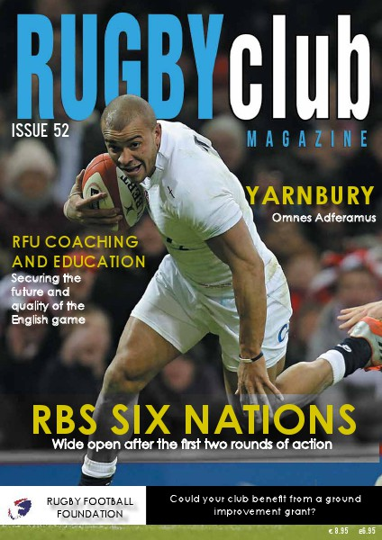 Rugby Club Issue 52