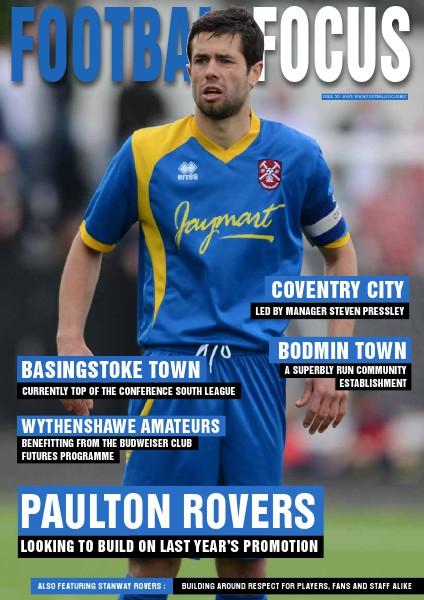 Football Focus Issue 50