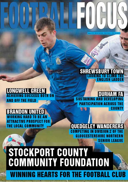 Football Focus Issue 49