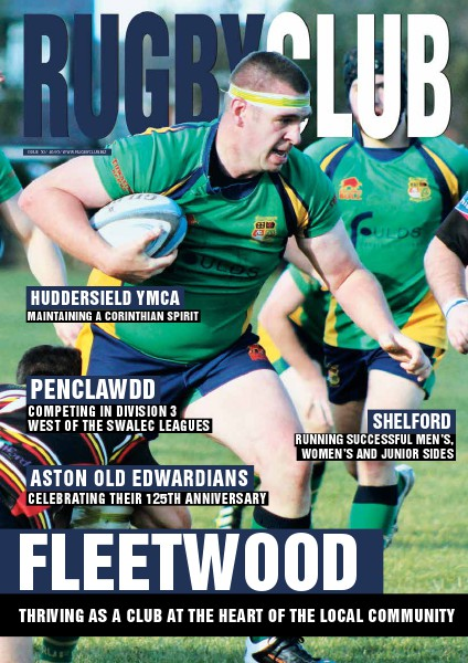 Rugby Club Issue 50