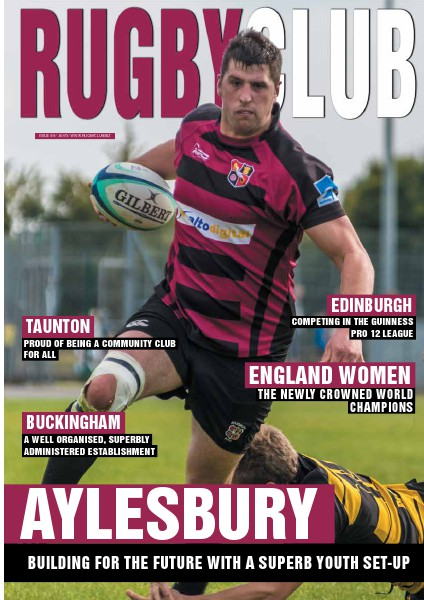 Rugby Club Issue 49
