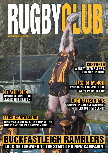 Rugby Club Issue 48