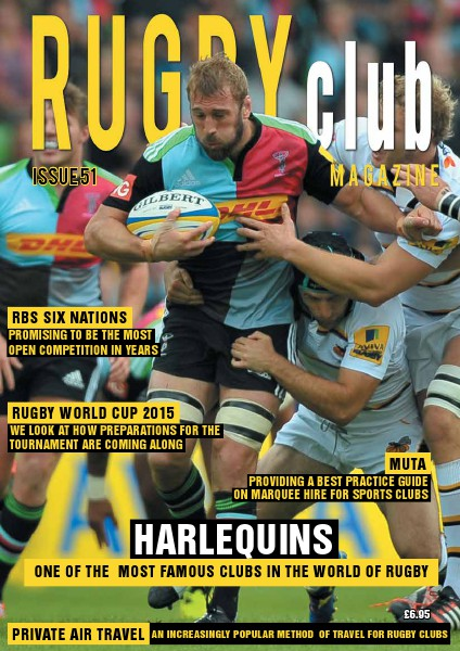 Rugby Club Issue 51