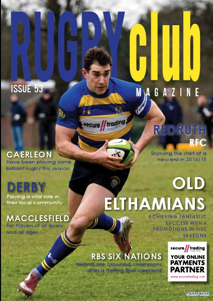 Rugby Club Issue 53