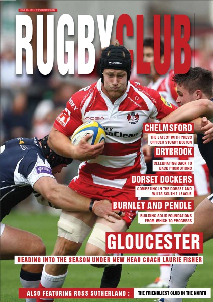 Rugby Club Issue 47