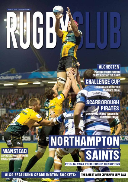 Rugby Club Issue 46