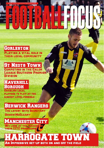 Football Focus Issue 45