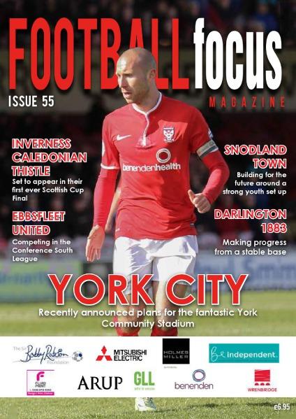 Football Focus Issue 55