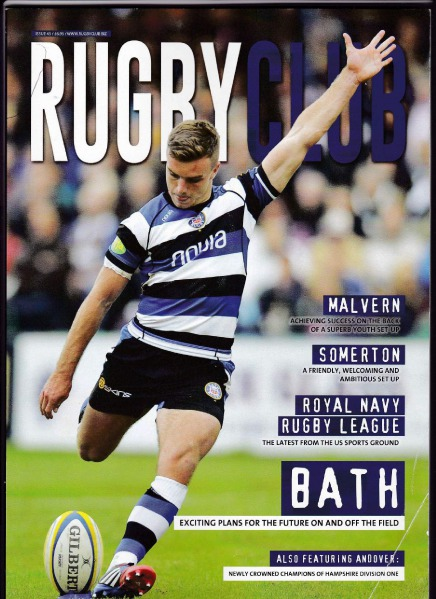 Rugby Club Issue 45