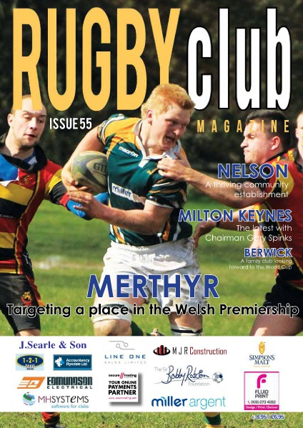 Rugby Club Issue 55