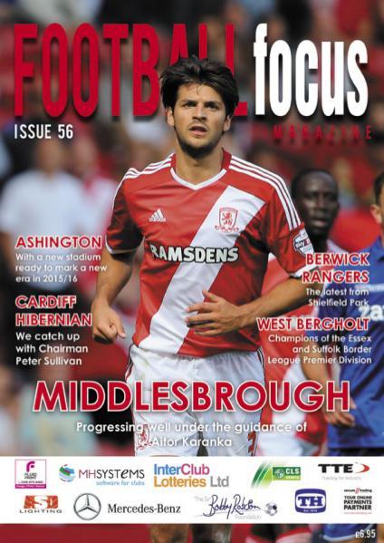 Football Focus Issue 56