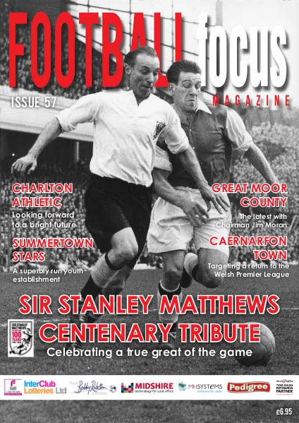 Football Focus Issue 57