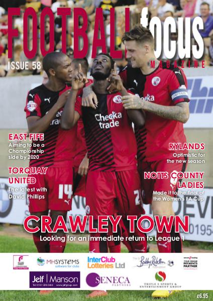 Football Focus Issue 58