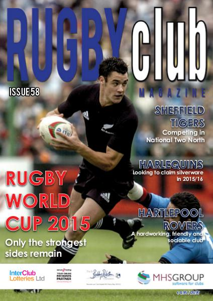 Rugby Club Issue 58