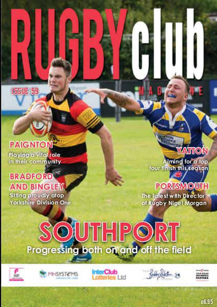 Rugby Club Issue 59