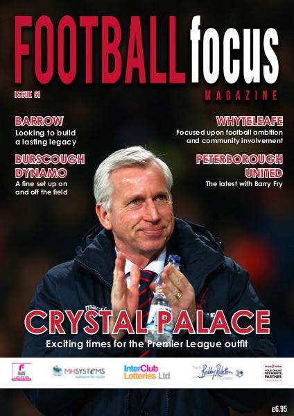 Football Focus Issue 61