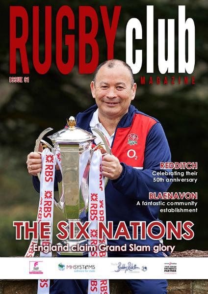 Rugby Club Issue 61