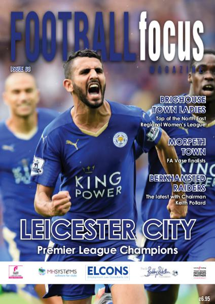 Football Focus Issue 63
