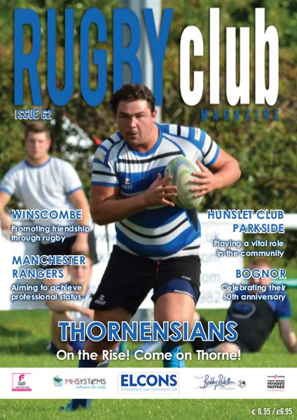 Rugby Club Issue 62