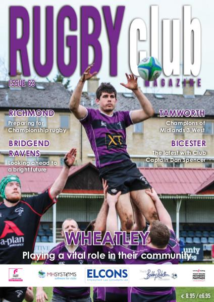 Rugby Club Issue 63