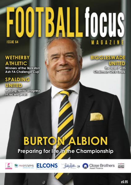 Football Focus Issue 64