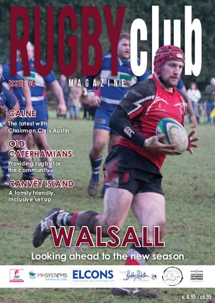 Rugby Club Issue 64