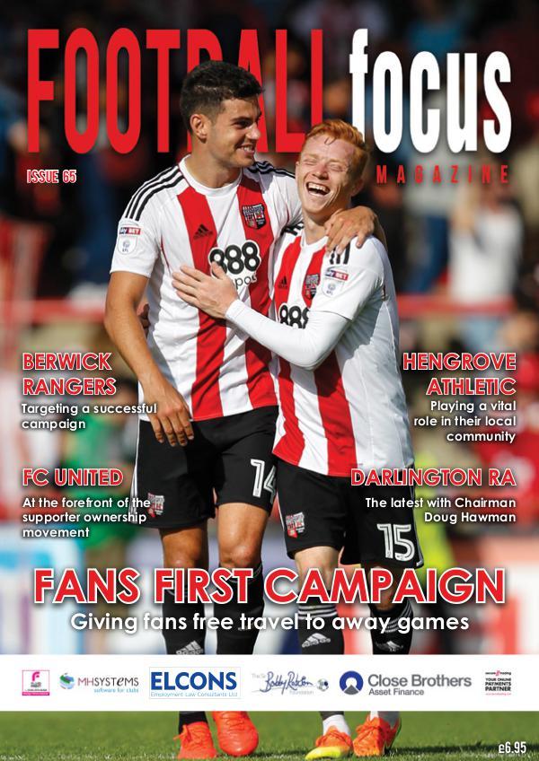 Football Focus Issue 65