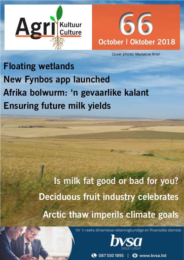 October / Oktober 2018