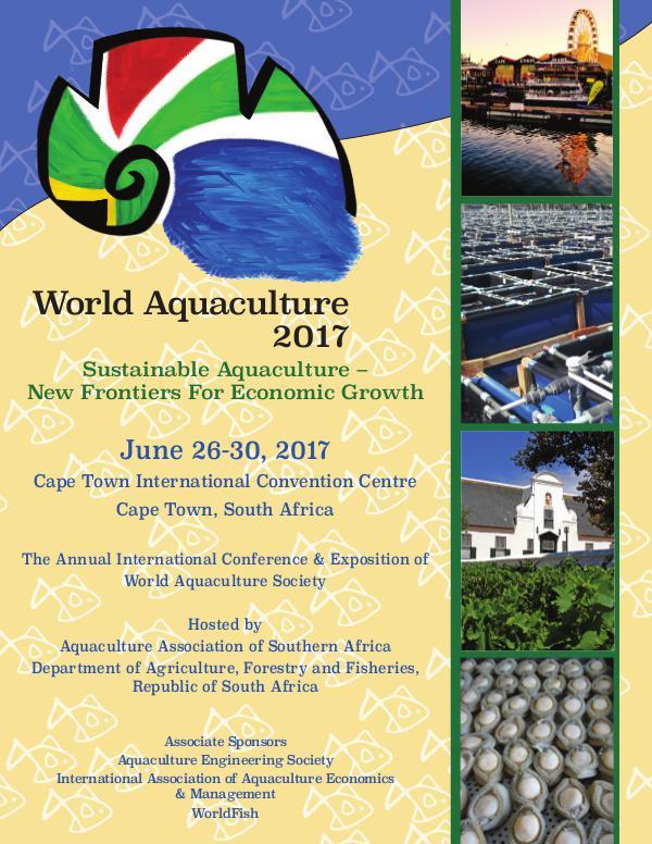 Aquacutlure Conference 1