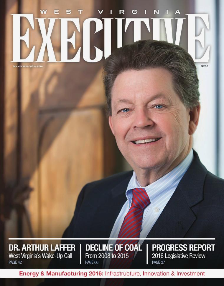 West Virginia Executive Spring 2016