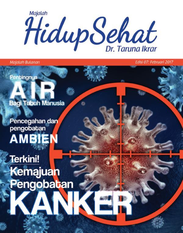 Majalah Hidup Sehat Vol 7: Februari 2017