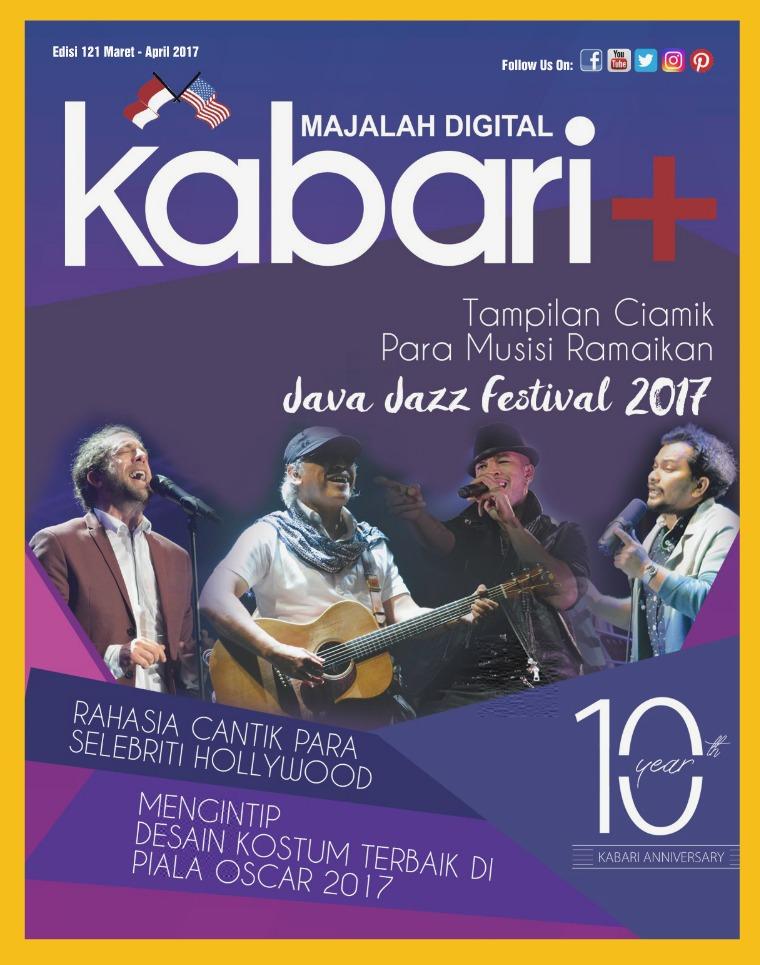 Majalah Digital Kabari Vol 121 Maret - April 2017