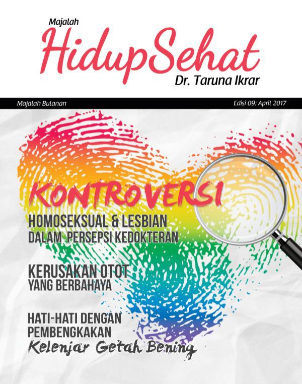 Majalah Hidup Sehat Vol 9: April 2017