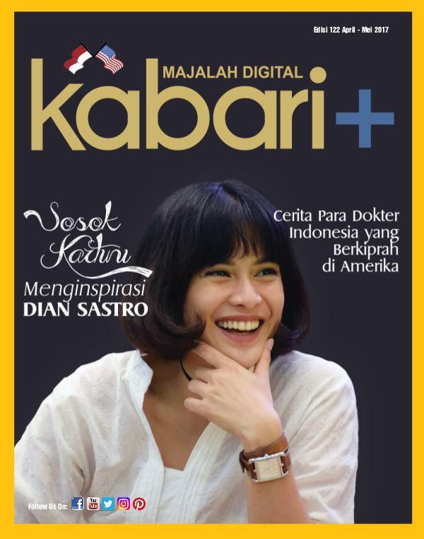 Majalah Digital Kabari Vol 122 April - Mei 2017