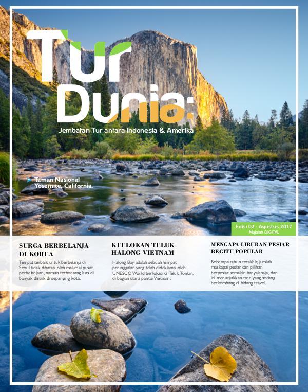Tur Dunia Tur Dunia Vol 2 - Agustus 2017
