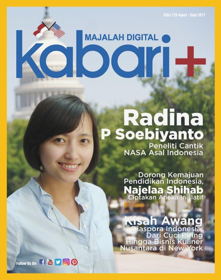 Majalah Digital Kabari Vol 126 Agustus - September 2017