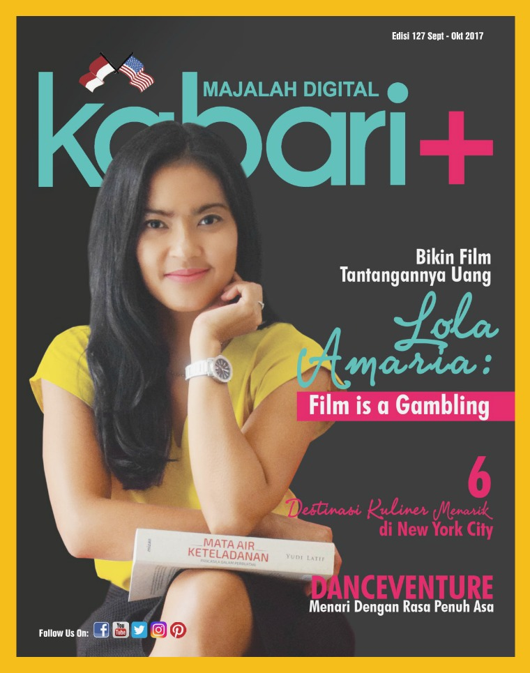 Majalah Digital Kabari Vol 127 Sept - Okt 2017