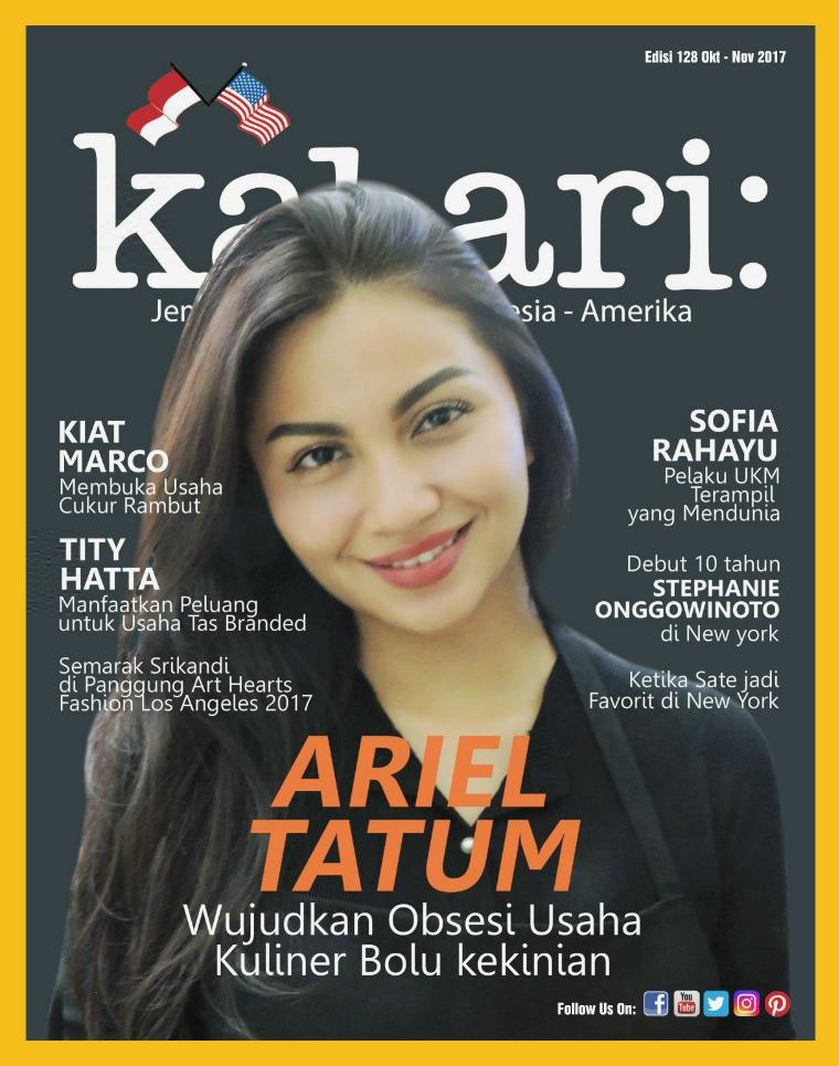 Majalah Kabari Vol 128 Okt - Nov 2017