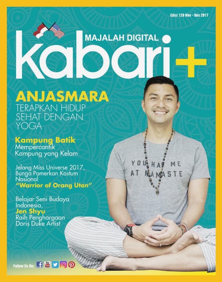 Majalah Digital Kabari Vol 129 Nov - Des 2017