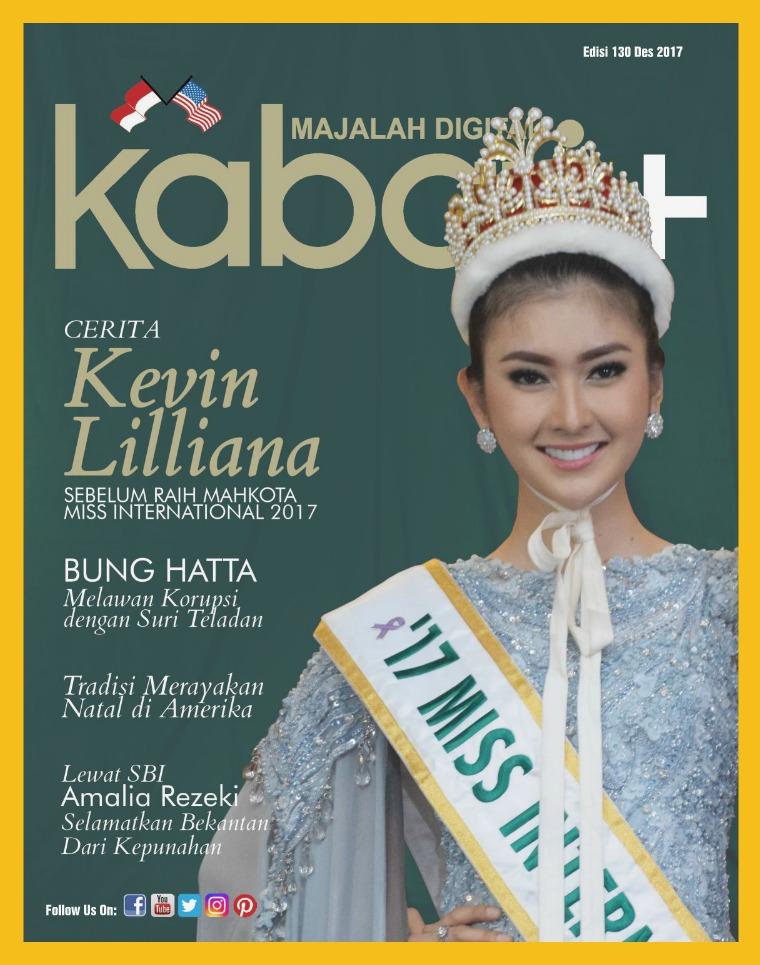Majalah Digital Kabari Vol 130 Des 2017