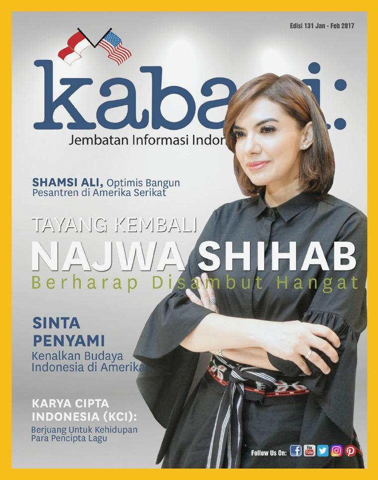 Majalah Kabari Vol 107 Januari – Februari 2016