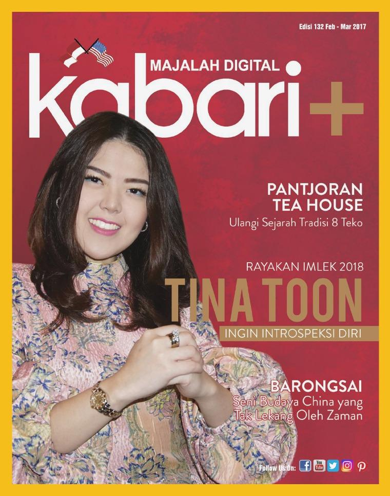 Majalah Digital Kabari Vol 132 Februari - Maret 2018