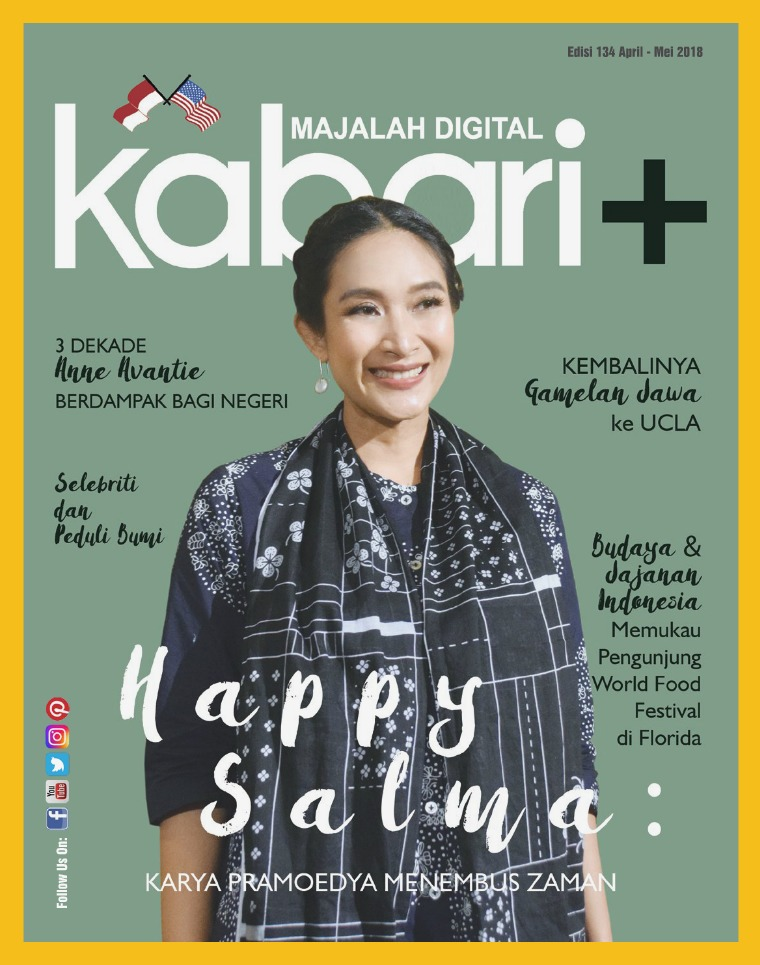 Majalah Digital Kabari 134 April - Mei 2018