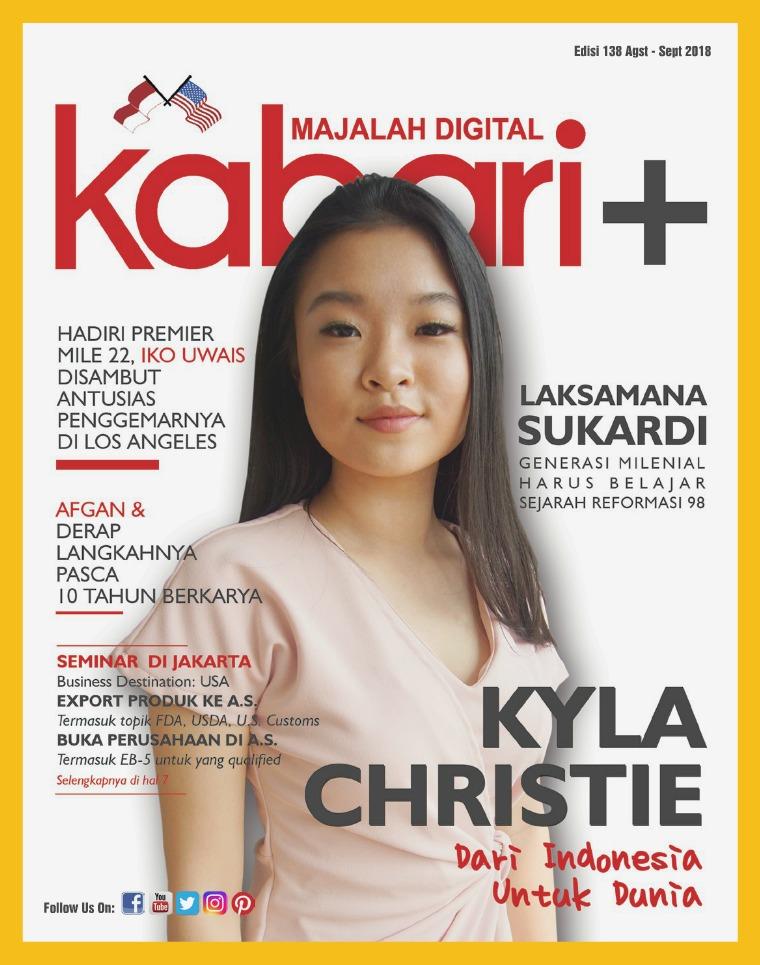 Majalah Digital Kabari 138 Agst - Sept 2018