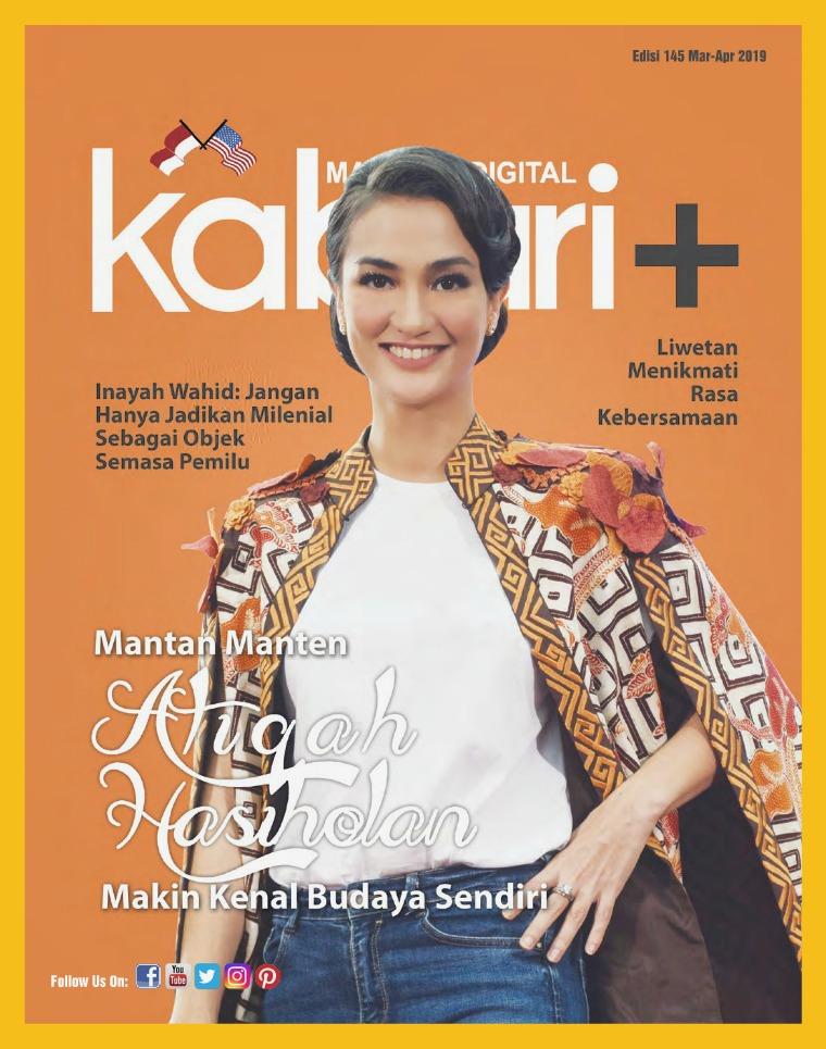 Majalah Digital Kabari 145 Maret - April 2019